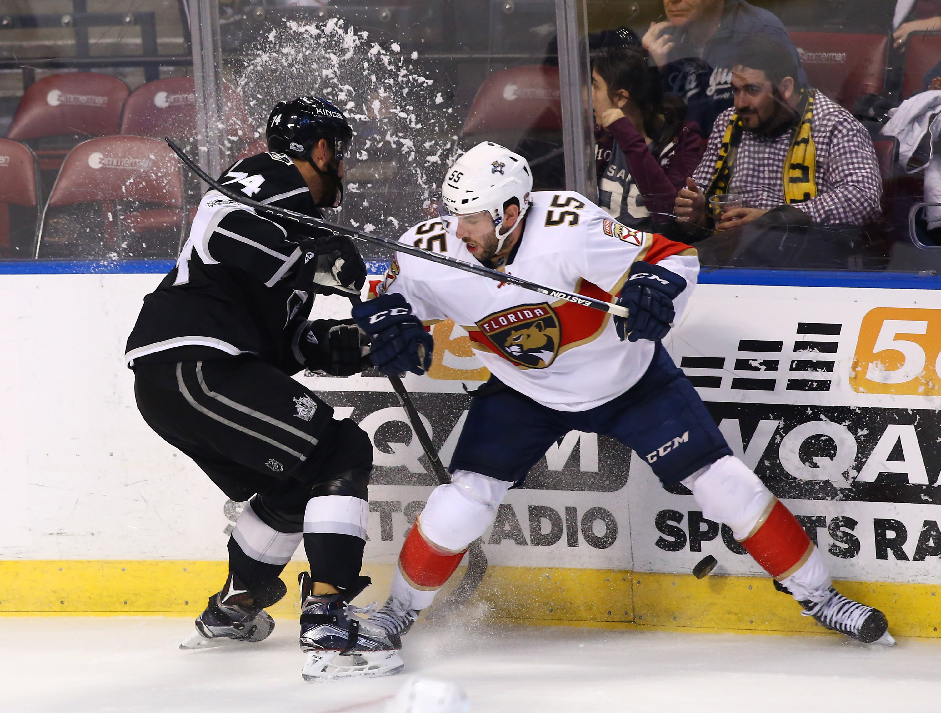 NHL: Los Angeles Kings at Florida Panthers